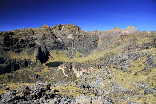Mt Kenya Lake Michaelson_2