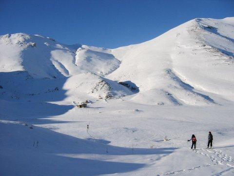 Winter in den Abruzzen