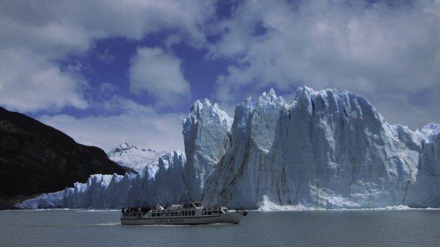 Bootsfahrt Perito Moreno