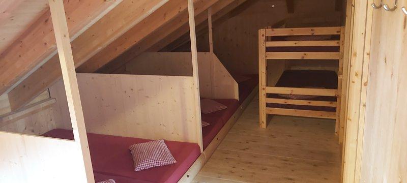 Übernachten in Zeiten wie diesen ... Braunschweiger Hütte - vielen Dank den Chefs Melanie und Stefan