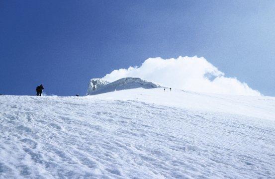 Schneefeld am Ararat 2
