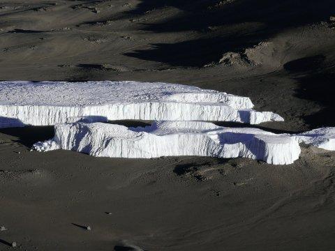 Kili, Gletscher (Leica) 2