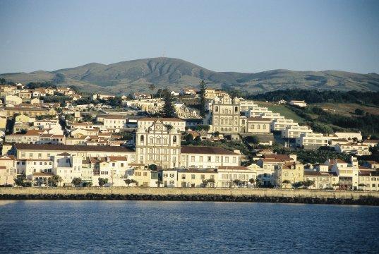 Horta auf Faial