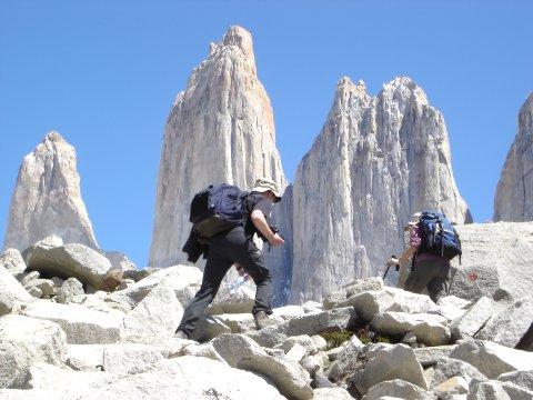 Torres del Paine Granit Nadeln