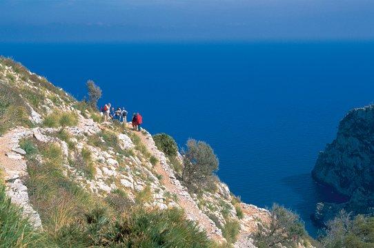 Wandern an Mallorcas Nordostküste