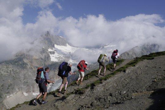 Tour du Mont Blanc 8