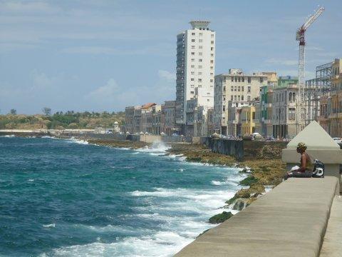 Havanna_Malecon_Strandpromenade
