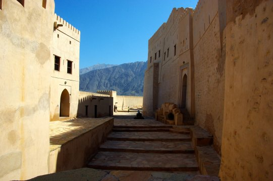 Festung von Nakhl_2