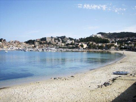 Strand von Port de Sóller_2