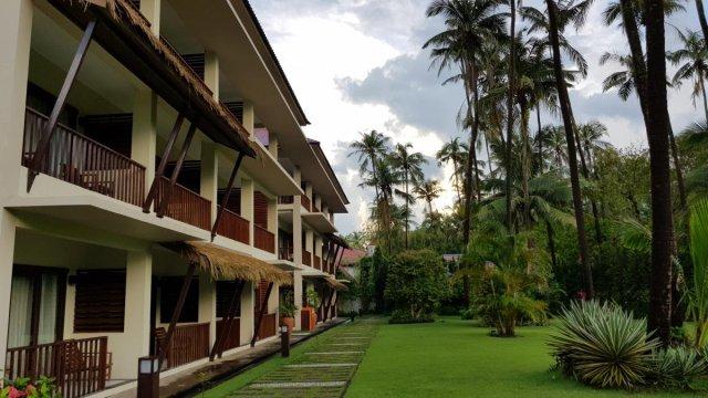 Hotel Eskala Anlage