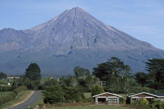 Mt. Egmont Taranaki
