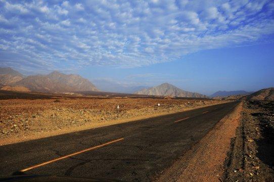 Highway Peru Nord