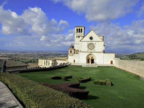 Basilika San Francesco in Assisi