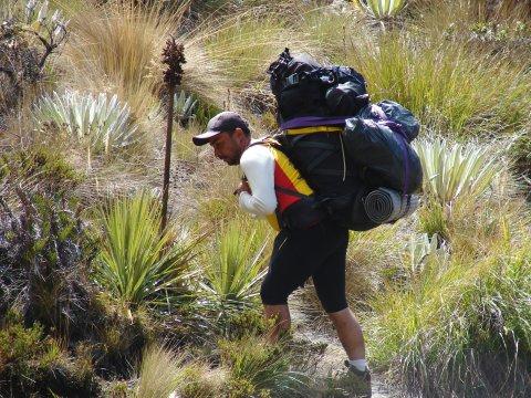 Anden TrekkingAnden Trekking Pico Humboldt