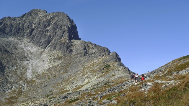 Wanderung Richtung Svistoskou Pass