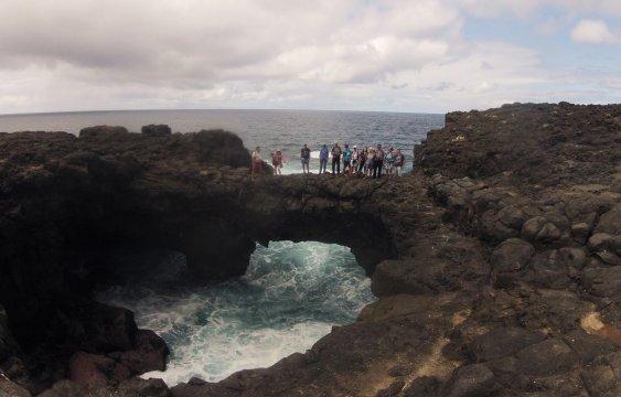 Wandergruppe South Lagoon Mauritius