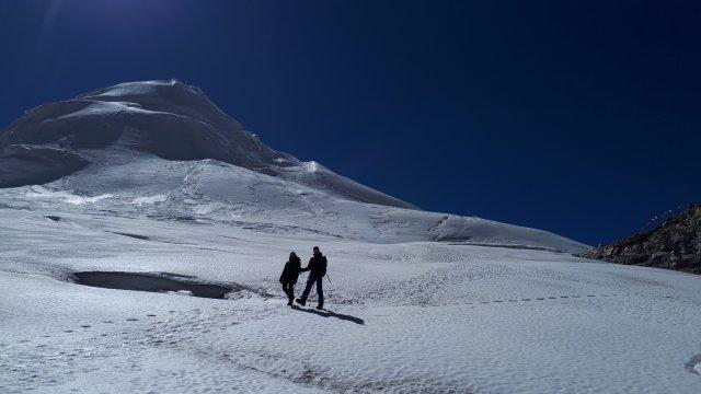 Rolwaling Parchamo Peak