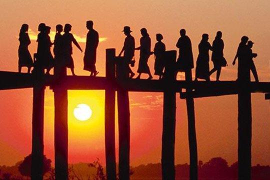 U Bein Brücke Mandalay