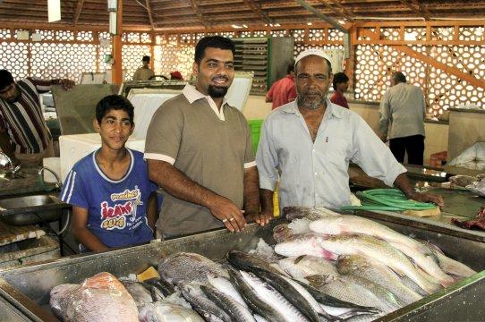 Fischmarkt in Bandar Abbas_2