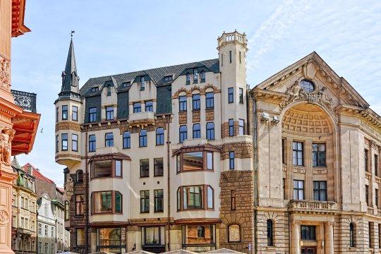 Lettland Riga Altstadt