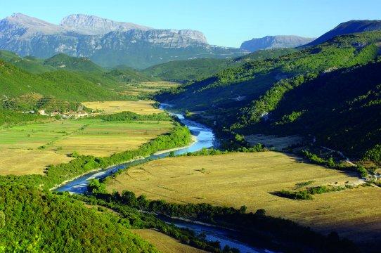 Kroatien-MTB-Westbalkan-Weites-Bergland