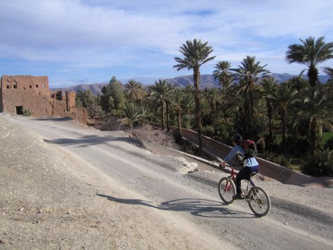 Marokko Mountainbike 4