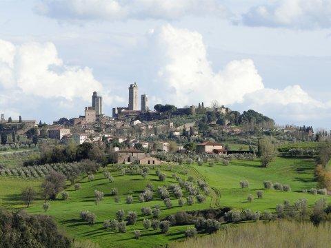 Toskana San Gimignano_2