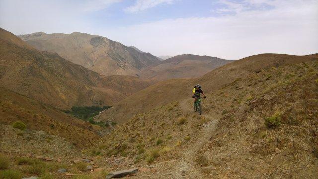 Marokko-MTB-Durch-die-Steppe