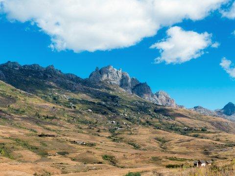 Madagaskar-Berghang
