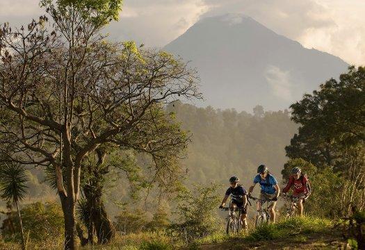 Mountainbike Guatemala 2