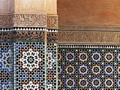 Medersa Ben Youssef Marrakech_7