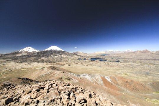Blick vom 5095m hohen Guani Guani_2
