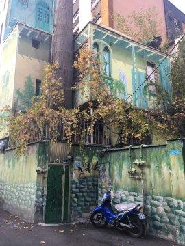 Streetart in Teheran