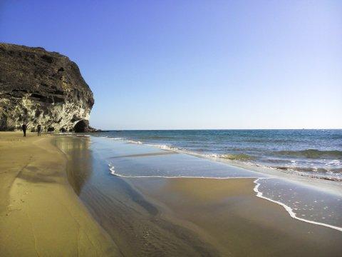 Strand bei Cabo de Gata