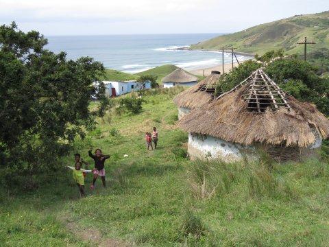 Südafrika-wildcoast-walk-Hütte