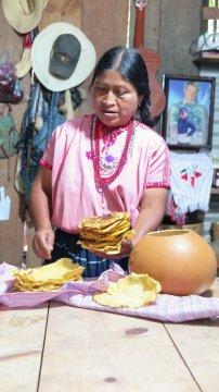 Mexiko Chiapas San Petro Cotzilam Kaffee Tortilla_2