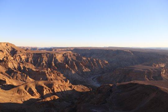 Namibia-Fishriver-Canyon-Weite