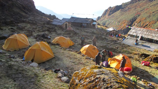 Nepal-Lager-Zatrawala