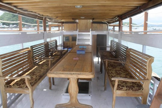 Außenbereich Boot Beispiel