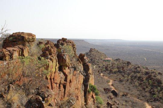 Namibia-Ausblick-Waterberg-Plateau