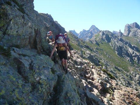 Etappe nach Ortu di Piobbu GR 20 Nord