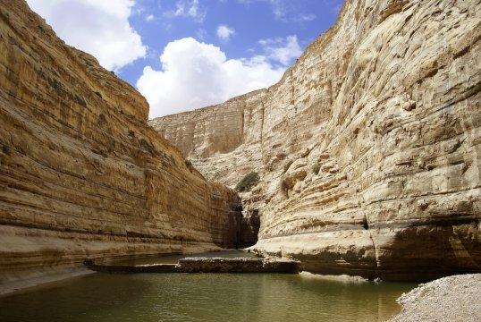 En Awdat Canyon