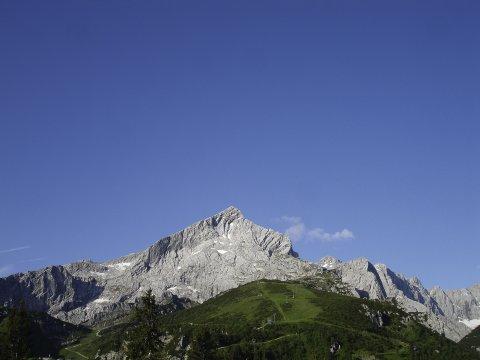 Klettersteig Deutschland : Alpspitz klettersteig im wettersteingebirge