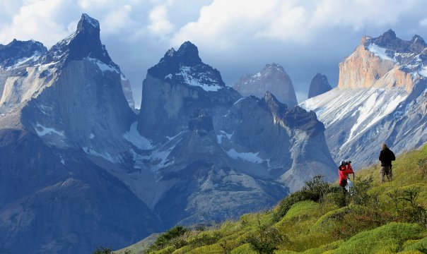 Wanderer_im_Torres_del_Paine_Nationalpark