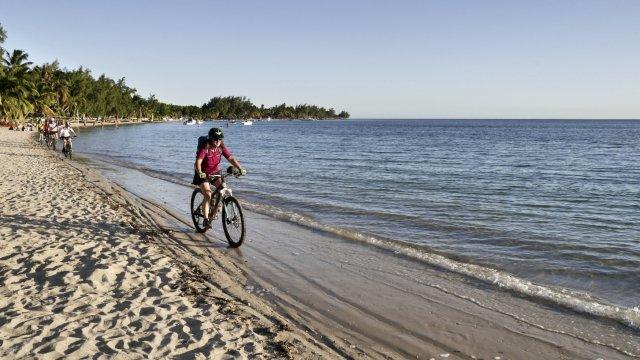 Meer Sand und Bike_2