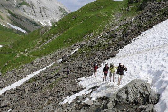 Tour du Mont Blanc 5