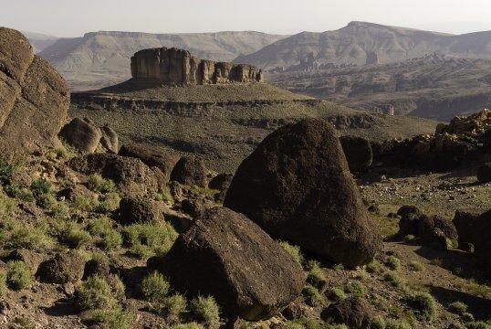 Saghro Gebirge