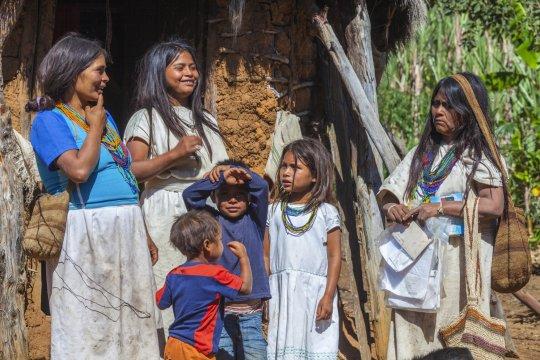 Familie Arhuaco_2