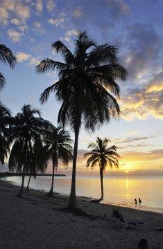 Sonnenuntergang Maria la Gorda