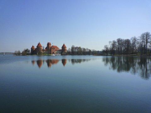 Trakai Wasserburg Schloss